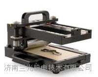 Irregular Sampler-01  薄膜纸张异形取样器