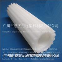 白色绿色超高分子量聚乙烯链轮 工业专用塑料链轮 PE链轮