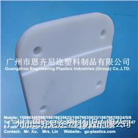 地铁盾构机塑料配件 白色耐磨HDPE撑靴垫板