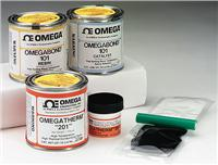 OMEGA热粘合剂OB-100,OB-200为导热环氧树脂系列 OT-201为导热硅脂系列 OB-100 OB-200 OT-201