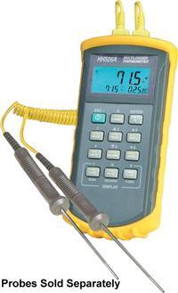 OMEGA,HH506A 、HH506RA系列双输入 高精度数据采集器/温度计 HH506RA