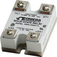 OMEGA, SSRL240 和 SSRL660 系列固态继电器 SSRL240DC10