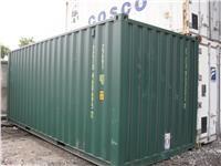 二手集装箱买卖上海二手集装箱二手集装箱出售 20英尺
