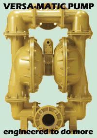 VERSA-MATIC威馬氣動隔膜泵 VERSA-MATIC氣動隔膜泵