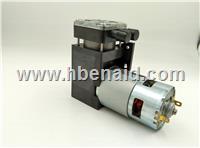 微型高壓柱塞氣泵直流DC12V24V高壓6bar