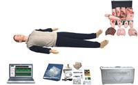 电脑心肺复苏与创伤模拟人(计算机控制) KAH/CPR800S
