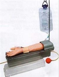 旋转式桡动脉穿刺手臂模型  GD/HS4F