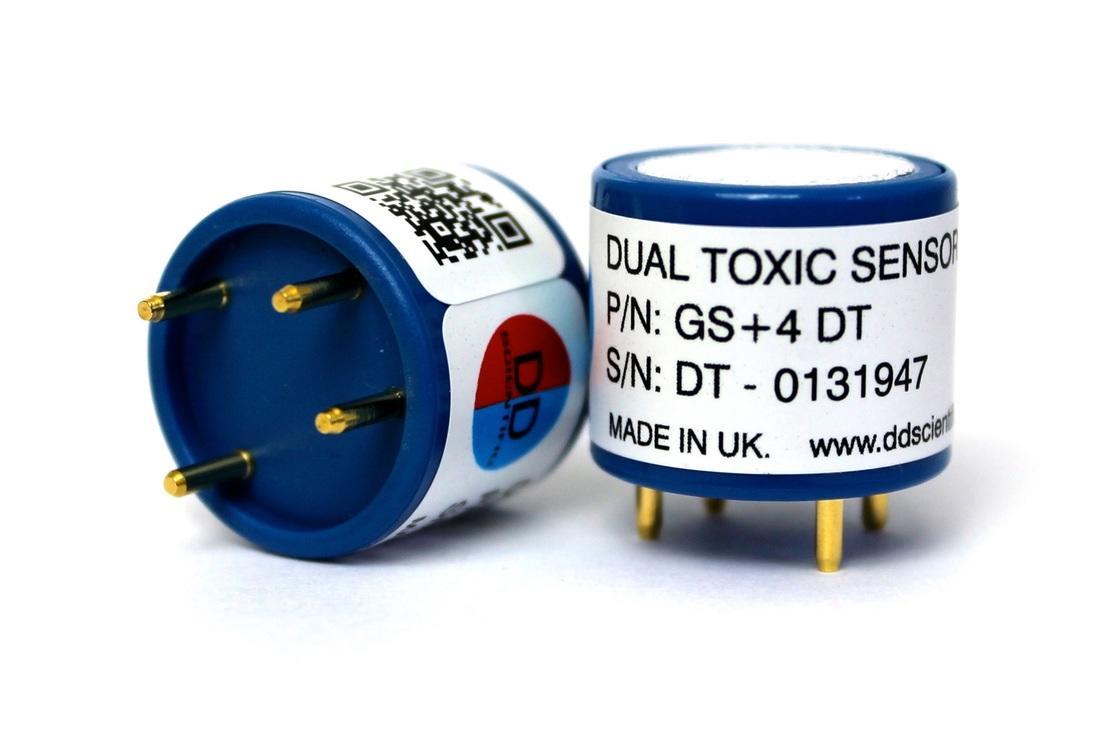 英国进口DDS双气(一氧化碳/硫化氢)传感器