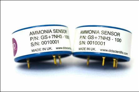 英国进口DDS氨气传感器