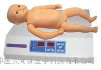 婴儿心肺听诊触诊电脑模拟人(单机版) SX-512