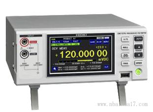 日置直流电压计DM7276