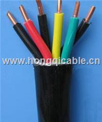聚乙烯絕緣(阻燃)控制電纜 KYV,KYVP,KYVP2,KYVP22,KYVP2-22,KYVR,KYVRP