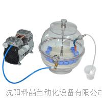 CXQ-3000高通量冷镶嵌机沈阳科晶