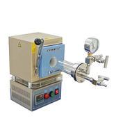 KSL-1100X-S-H小型混合管式/箱式炉沈阳科晶