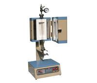 1200℃立式真空小管式炉OTF-1200X-S-VT