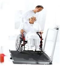 轮椅体重秤,医用轮椅秤价格,不锈钢轮椅秤 scs