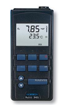 WTW便携式多参数水質分析儀340i