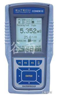 高级便携式电导率\电阻率\TDS\盐度仪