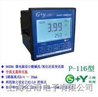 PH/ORP計在線分析儀P-116