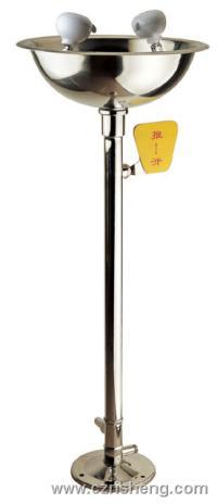 座式紧急洗眼器 GLP-104