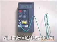 台湾泰仕温度计TES-1310+TP-K01热电偶探头 TES-1310,TP-K01