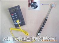 台湾泰仕温度计TES-1310+NR81532B表面温度探头 TES1310+NR-81532A