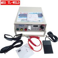 现货EST TL-WELD热电偶丝碰焊机 金属丝结球机 热电偶线点焊机