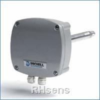 管道安装温湿度变送器