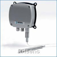 远传型高温应用数字温湿度变送器 WR283