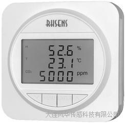 二氧化碳温湿度一体检测表