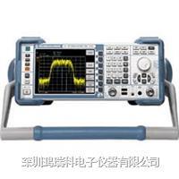 出售/回收R&S FSL/FSL3/6/18信號分析儀 FSL
