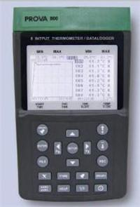PROVA-830无纸温度记录仪