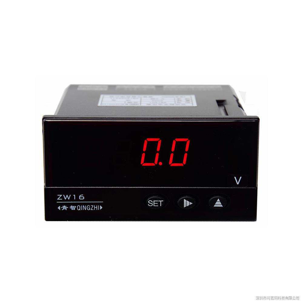 ZW1604 青智ZW160X系列单相功率因数表(0.5级)