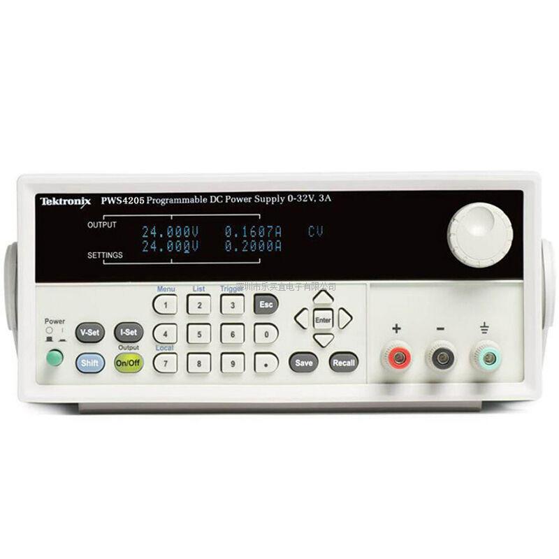 美国泰克 PWS4205可编程|直流稳压电源