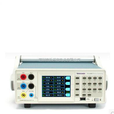 美国泰克TektronixPA1000高测量精度功率分析仪