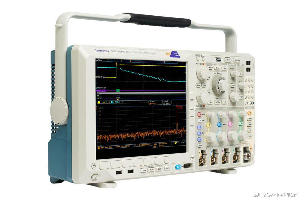 美国泰克MDO4054C混合域示波器