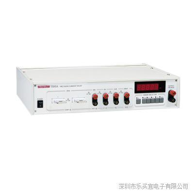 台湾博计 7550A 高精度精密分流器