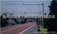 """""""T""""型八棱悬臂电子警察杆 HS-DJG-003"""