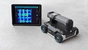 GPR Live手持式鋼筋混凝土3D雷達