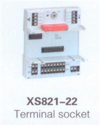 XS821-22 XS823 XS824-25端子底座 XS821-22,XS823,XS824-25