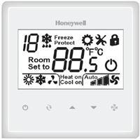 霍尼韦尔触控温控器T6820A2001 T6820A2001,T6820