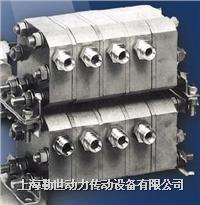 齿轮式流量分配器