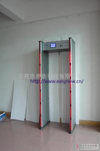 液晶安检门 安检探测器 金属安检门 防水 安