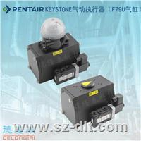 PENTAIR(TYCO)    KEYSTONE  F79U  F79E双单作用气缸