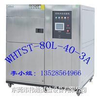 冷热冲击试验箱图片 WHTST-50L-40-880