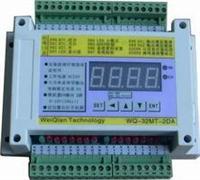 控制器 PLC可編程控制器 觸摸屏一體機 WQ-32MT-2DA