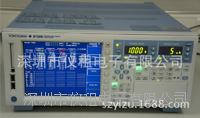 WT3000功率计 WT210 WT3000