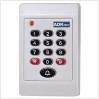 武汉ADK门禁密码读卡器