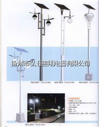 3.5米太阳能景观灯