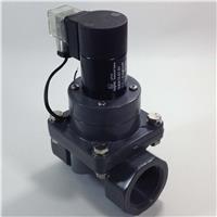 UPVC電磁閥-DN40